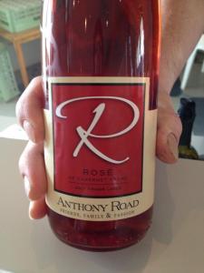 Anthony Road Rosé of Cabernet Franc