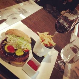 Concourse E Kobe Burger