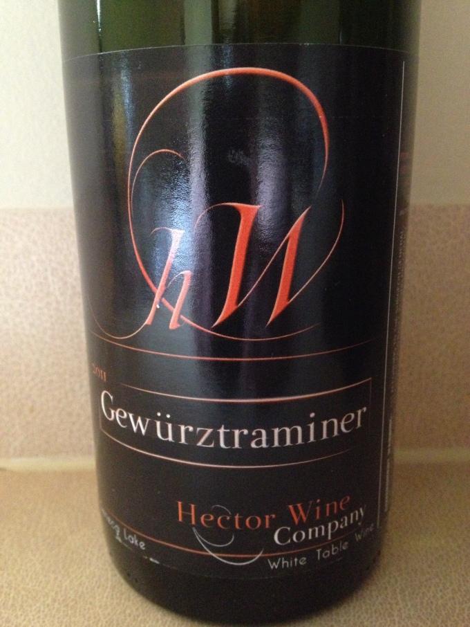2011 HWC Gewürztraminer