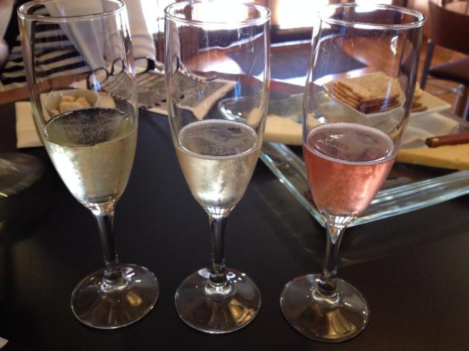 Biltmore Sparkling Wines Flight