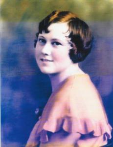 Alberta Gearin, Mike's grandmother