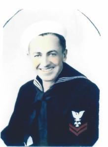 Dewey Gearin, Mike's grandfather