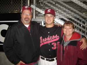 Mike, Jason, and Cindy Westerberg