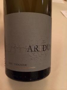 Aridus Viognier