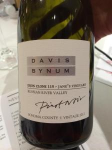 Davis Bynum Pinot Noir
