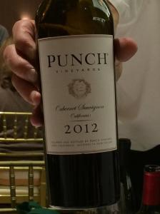 Punch Vineyards Cabernet Sauvignon