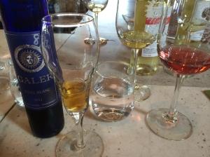 Tasting at Galer
