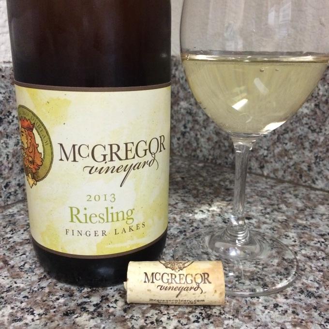 2013 McGregor Riesling