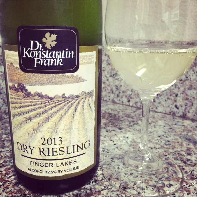 2013 Dr. Frank Dry Riesling