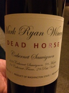 2012 Mark Ryan Dead Horse
