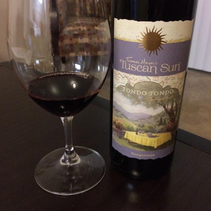 2011 Tuscan Sun Wines Tondo Tondo