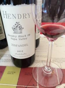 2012 Hendry Block 28 Zinfandel, Napa Valley