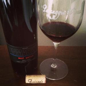 Passaggio Unmarked Most Wanted Merlot 2012