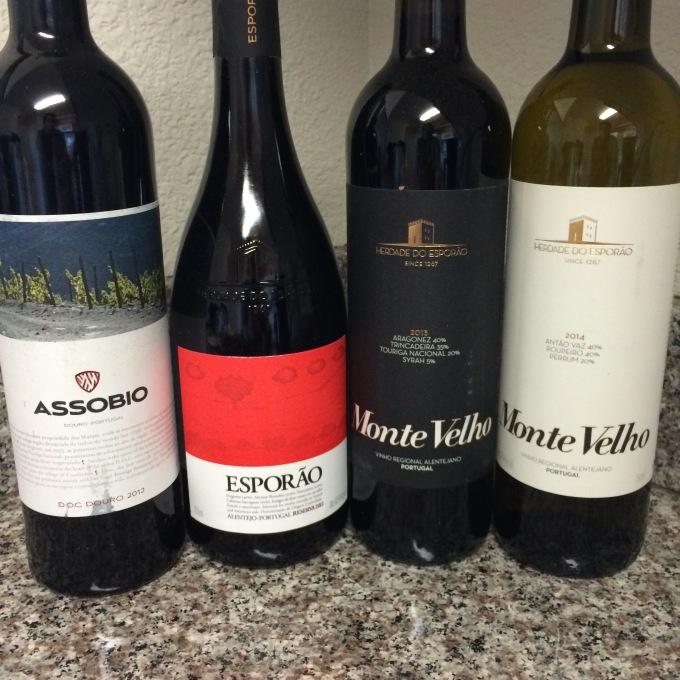Wines from Esporão