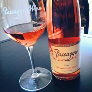2014 Passaggio Mourvèdre Rosé