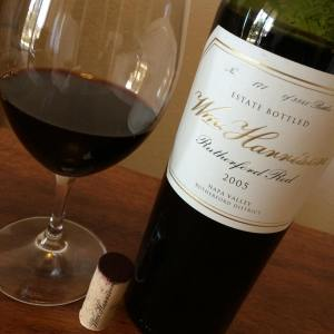 2005 William Harrison Rutherford Red