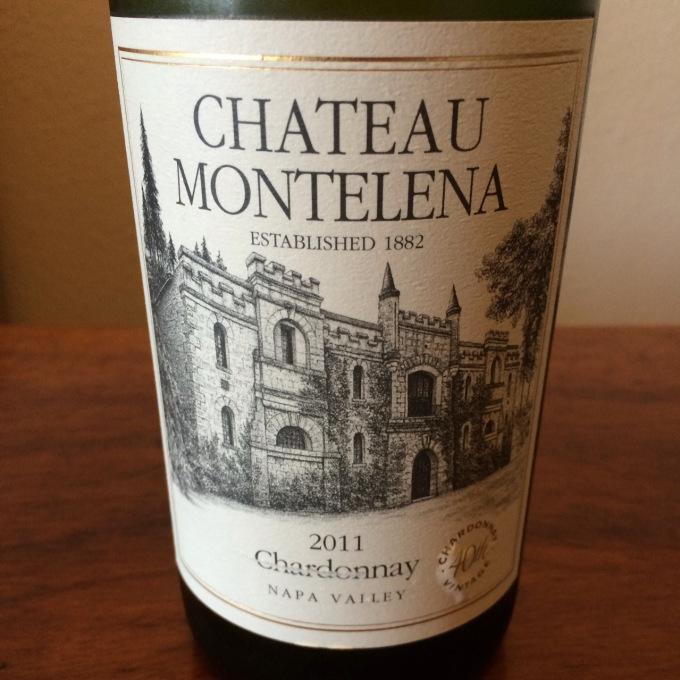 Chateau Montelena Chardonnay 2011