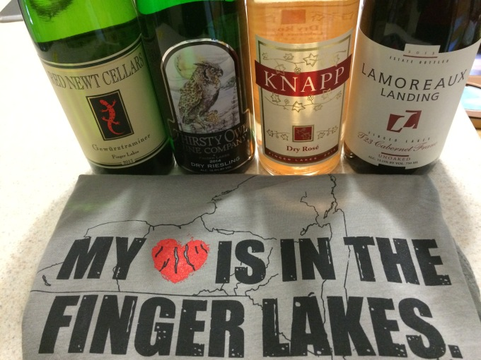 Finger Lakes Wine Selections