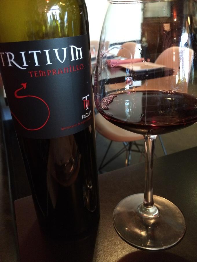 Bodegas Tritium, 97 yr. Old Vine Tempranillo 2012, Rioja Alta, Spain