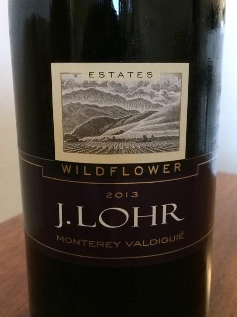 2013 J. Lohr Vineyards & Wines Valdiguié