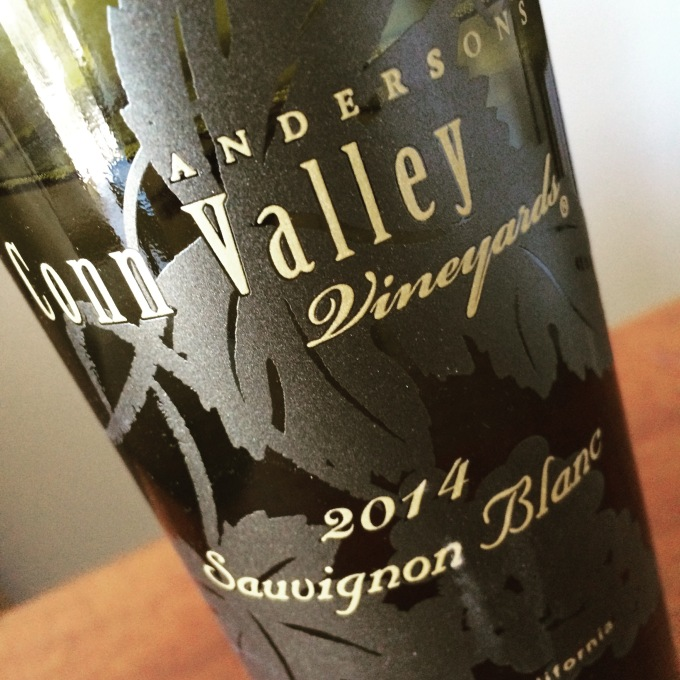 2013 Anderson's Conn Valley Sauvignon Blanc