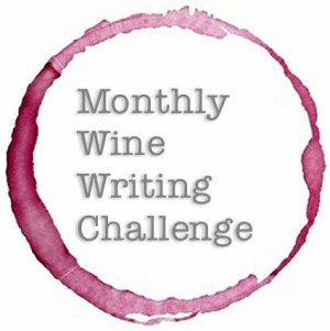 Monthly Wine Writing Challenge