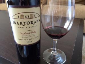 2010 Martorana Family Winery Cabernet Sauvignon