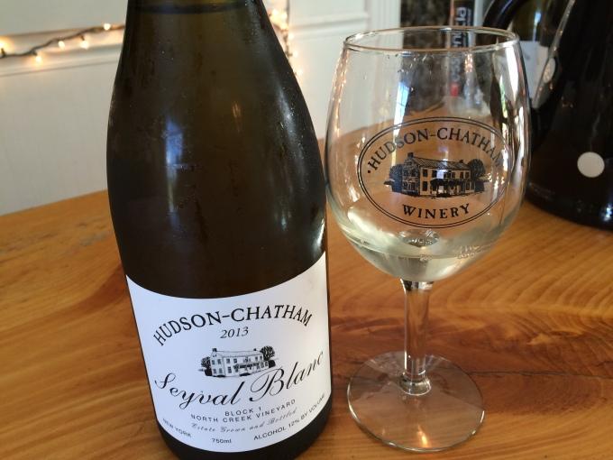 Hudson-Chatham Seyval Blanc