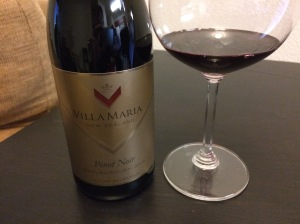 2013 Villa Maria Pinot Noir Cellar Selection, Marlborough, New Zealand