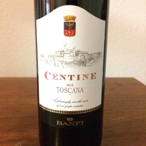 2013 Banfi Wines Centine Rosso