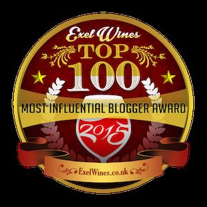 Exel Wines Top 100 Most Influential Wine Blog