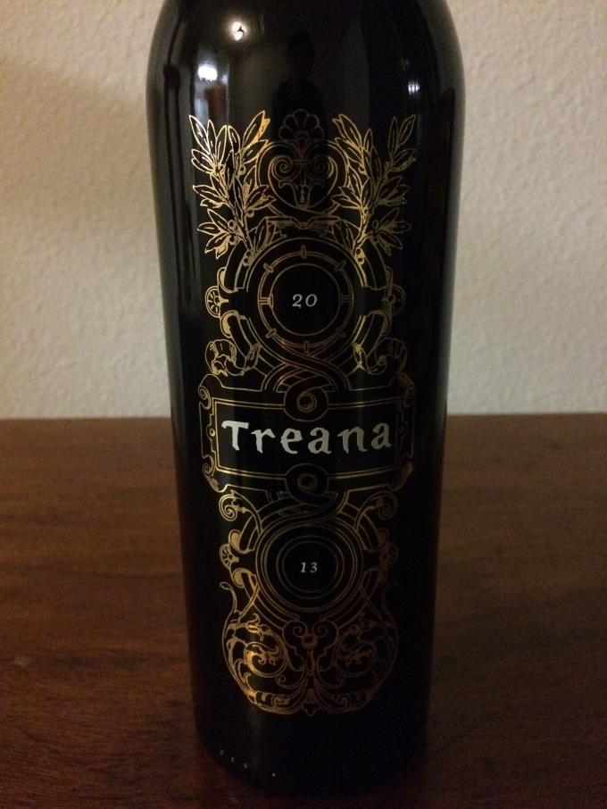 2013 Hope Family Wines Treana Red, Paso Robles