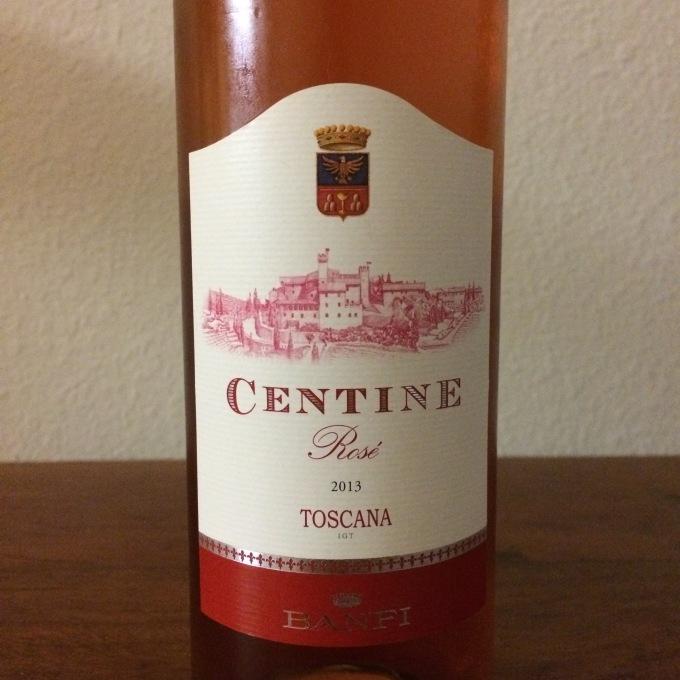 2013 Banfi Wines Centine Rosé, Toscana IGT