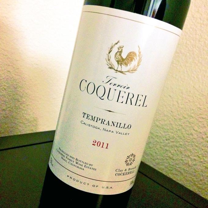 2011 Coquerel Wines Tempranillo