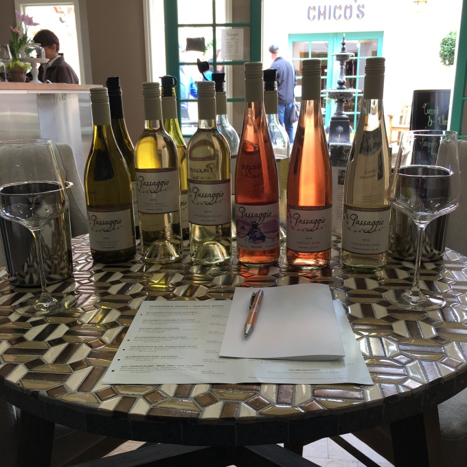 Tasting the Passaggio Wines Spring 2016 Wine Lineup
