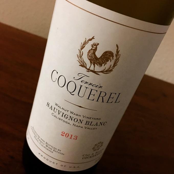 2013 Coquerel Terroir Sauvignon Blanc