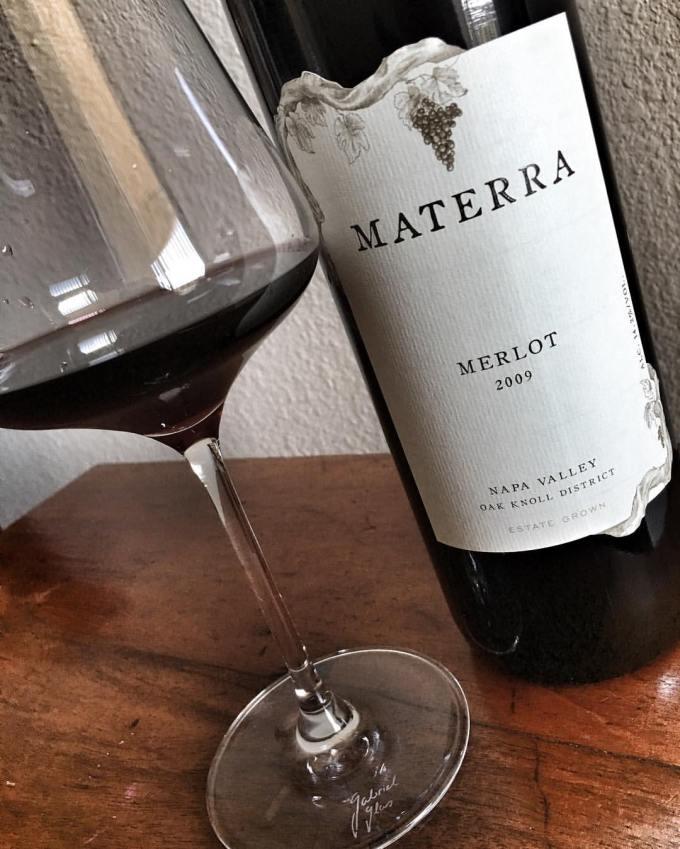 2009 Materra Merlot