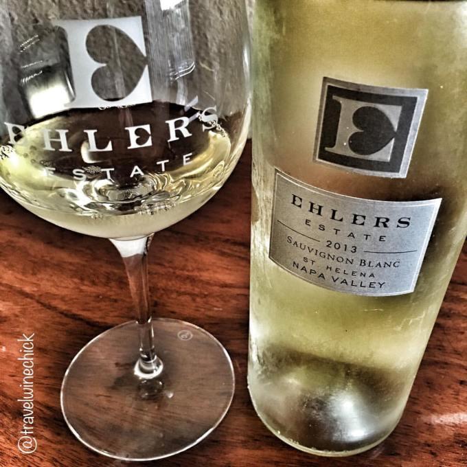 2013 Ehlers Estate Sauvignon Blanc