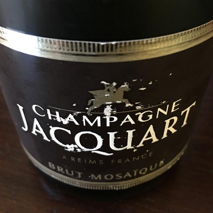 Champagne Jacquart Mosaïque NV
